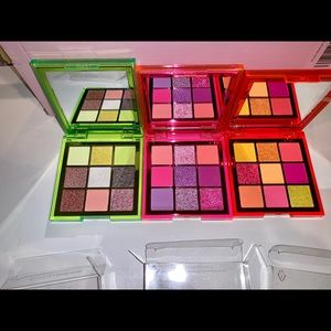 Huda Beauty NEW Neon Obsessions - ALL 3 palettes